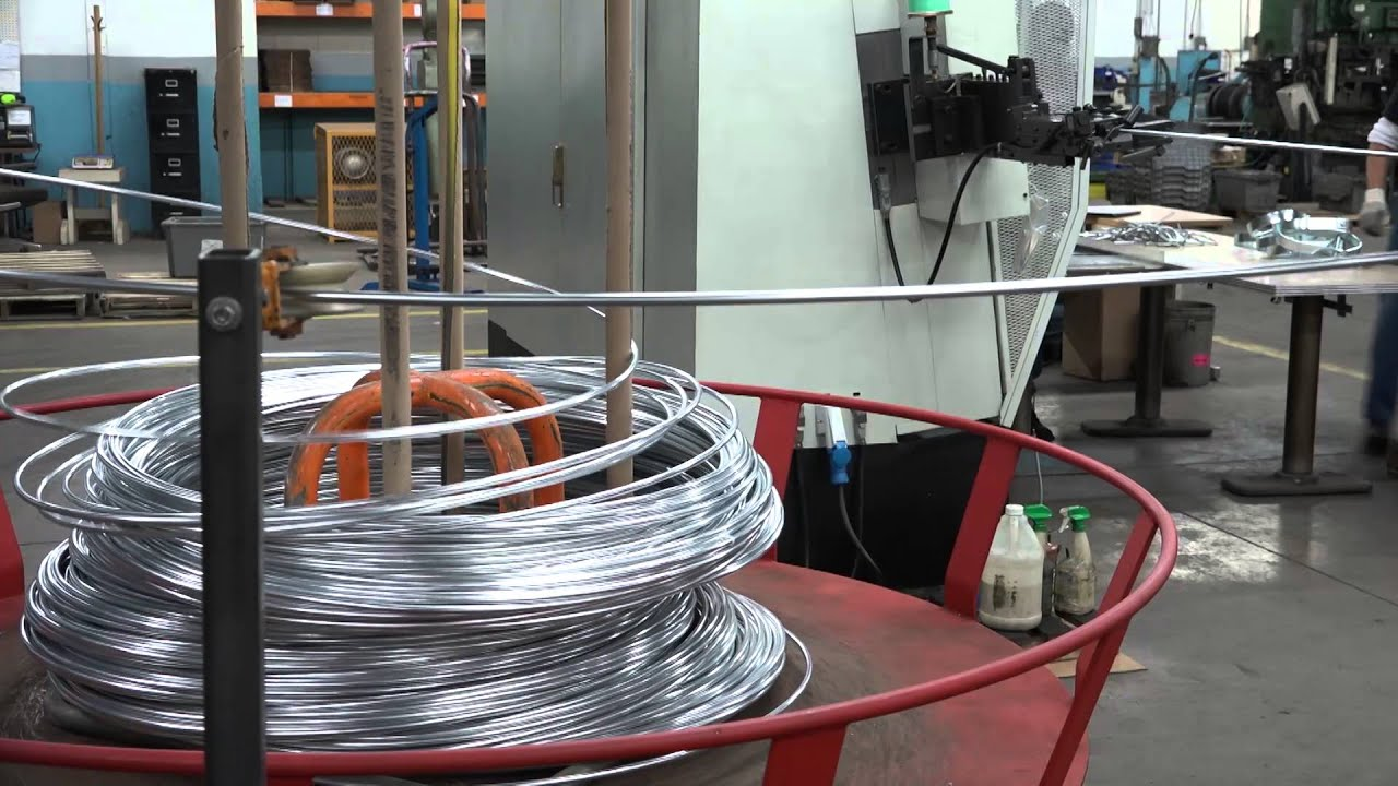 Wire Products Company Multi-Slide - YouTube