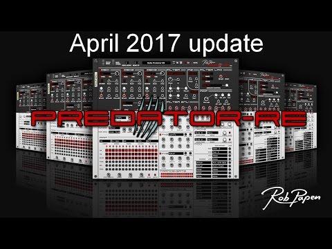 Predator RE April 2017update