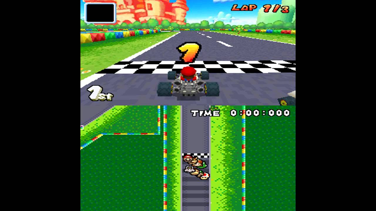 Mario Kart DS Complete Walkthrough - 100cc Shell Cup (HD 1080p) by  CosmicFlare
