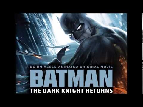 2. Slice & Dice / Never Again - Christopher Drake (Batman: The Dark Knight Returns OST)