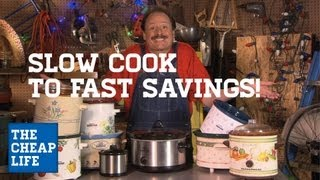 Crock Pot Crazed | The Cheap Life with Jeff Yeager | AARP