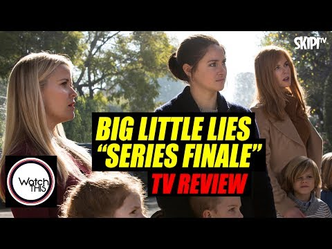 'Big Little Lies' Series Finale Review - on WATCH THIS
