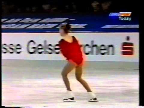 Tara Lipinski USA - 1996 Nations Cup LP