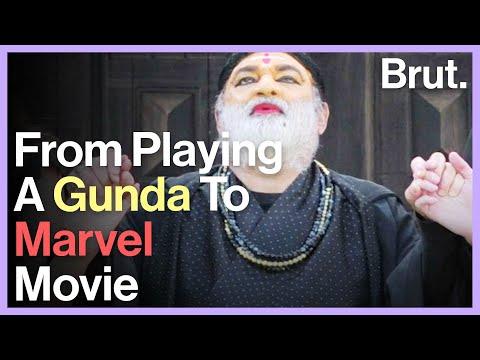 How Harish Patel Went From 'Gunda' To A Marvel Movie