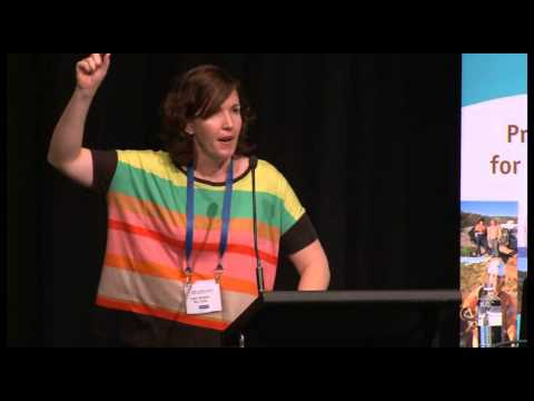 Lucy Stocker presentation to Women in Mining September 2012