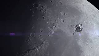 Why do we always see the same side of moon?