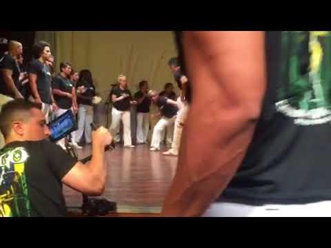 Capoeira - Magazine cover