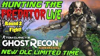 Predator Hunting LIVE Tom Clancy