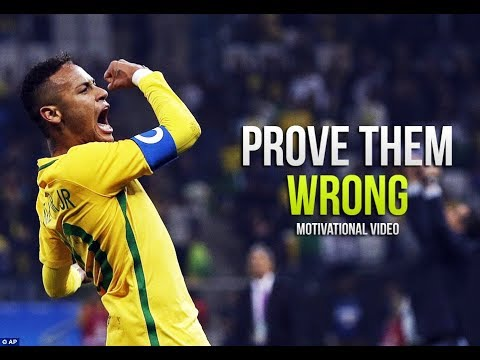 Neymar Jr – Prove Them Wrong • Motivational & Inspirational Video (HD)