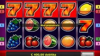 Игровой автомат Sizzling Hot от Novomatic обзор(, 2012-08-21T08:19:04.000Z)