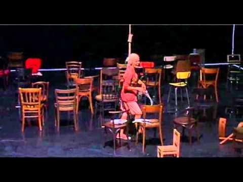 Dissertation ionesco chaises