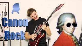 CANON ROCK ULTIMATE GUITAR COVER