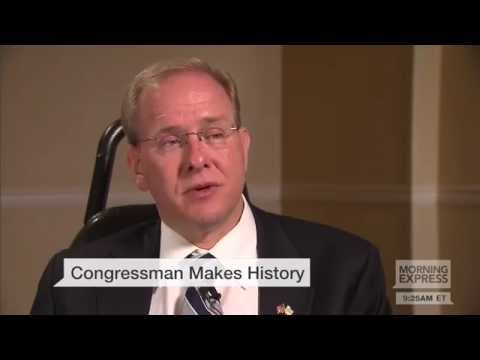 The Human Factor: Congressman Langevin Makes History