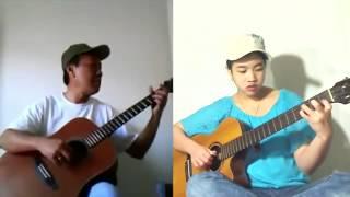 C'est Toi - Cho Em Quên Tuổi Ngọc - Guitar Duet