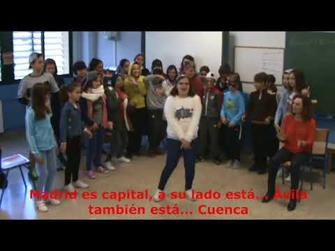 El rap de las provincias de 6°C