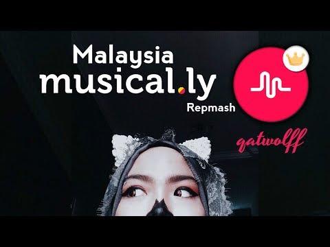 Qatwolff Best Musical.ly (Malaysian Rapsmash)