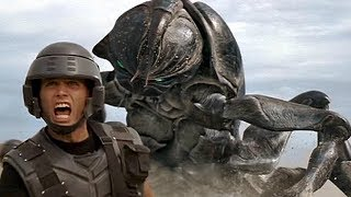 Starship Troopers the Game 01 - MOVE IT, YOU APES!!!