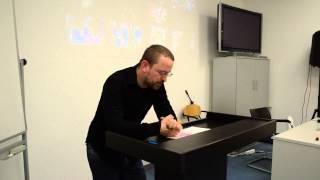Marko Zubak: Saturday Night Fever on the Other Side (CEU Alumni Talks Croatia