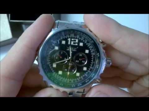 Men´s Watch Jaragar A020   Pánské hodinky Jaragar A020 - YouTube 546be24541c