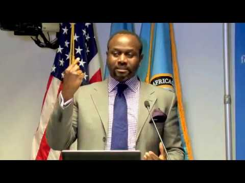 State and Human Security in Central Africa - Mr. Mvemba Phezo Dizolele