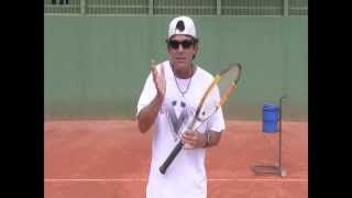 How to Play Tennis - Play Relaxed Tennis (less choking)