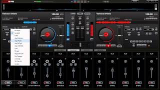 VirtualDJ Electro House Mix 2014