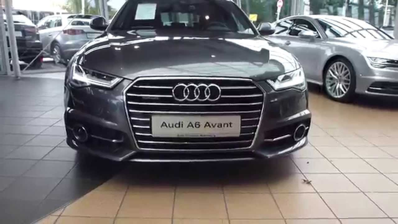 2015 audi a6 avant 39 39 s line 39 39 3 0 tdi exterior interior. Black Bedroom Furniture Sets. Home Design Ideas