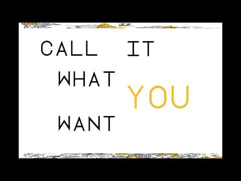 Foster the People - Call It What You Want with Lyrics mp3