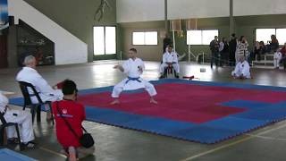 Video kata Ariel     Karate do goju ryu IOGKF download MP3, 3GP, MP4, WEBM, AVI, FLV Desember 2017