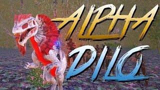 ALPHA GREEN TRIBE LEVEL 3000+ & ALPHA DILOPHO! - ARK SURVIVAL EVOLVED PT.33
