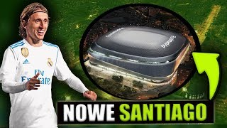Zamiast Transferu Neymara NOWY STADION? Tak będzie Wyglądało Nowe Santiago Bernabeu!