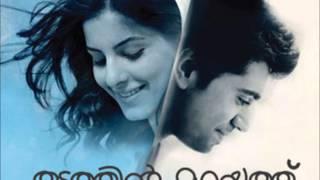 Anuragathin velayil karaoke - Thattathin marayathu