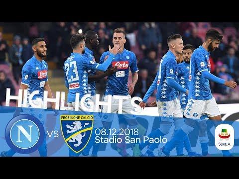 HL - Napoli V Frosinone 4-0 Mp3