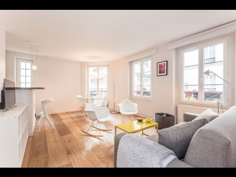 (Ref: 14008) 2-Bedroom furnished apartment on rue Lalande (Paris 14th)