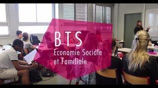 BTS Economie Sociale et Familiale