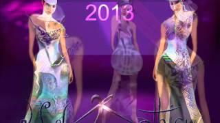 Fashion art,one off per model. Thumbnail