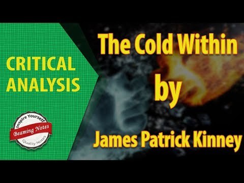 The Cold Within Critical Analysis By James Patrick Kinney
