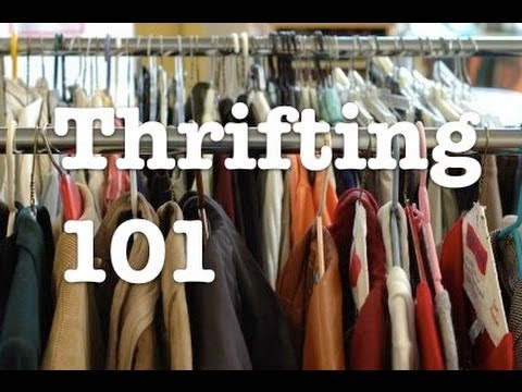 Thrifting 101: Get the Best Finds