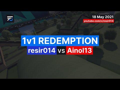 [TrackMania] 1v1 Redemption: resir014 vs. Ainol13 (15 May 2021) |