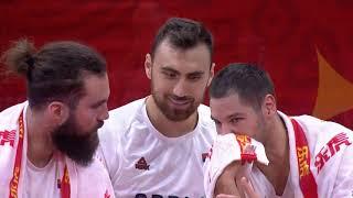 Srbija - Filipini 126:67 Najbolji Momenti Meča   SPORT KLUB KOŠARKA