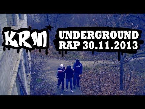 ARt1 Fesso & Strikk feat AnKK - Приглашение на KRM UNDERRAP 30.11.13