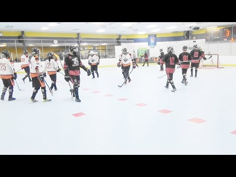 """GT Tigers vs. Reapers (12/1/17) (Div """"2"""" Playoff Round 1 Game 1) Ball Hockey"""