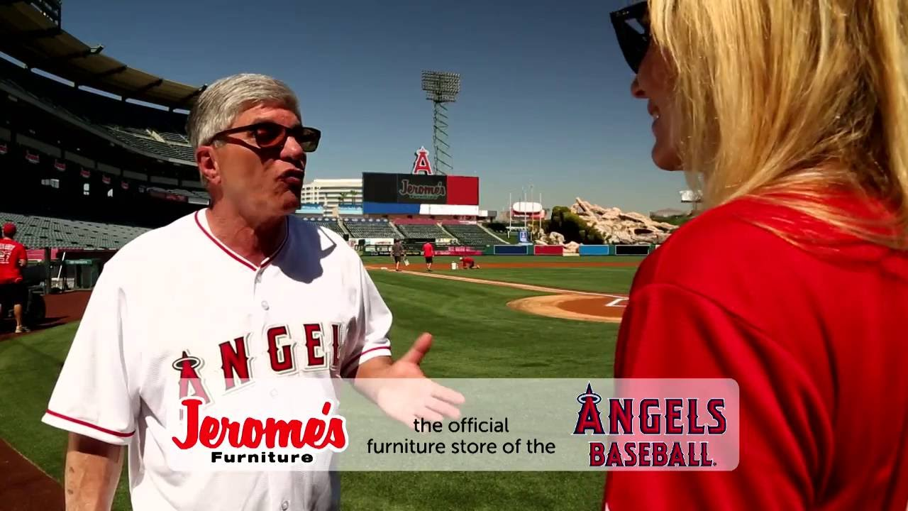 Jerome S Furniture Best Suite In The House At The Angels Youtube
