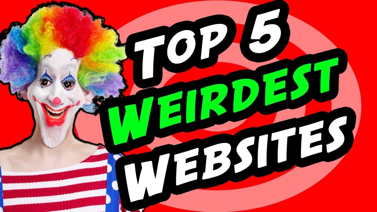 Top weirdest porn sites