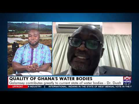 Quality of Ghana's Water Bodies: State of our water bodies between poor and fairly good (29-4-21)