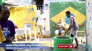 Taking Islam to Dangerous Slums They Need Message of Hope Change Thumbnail