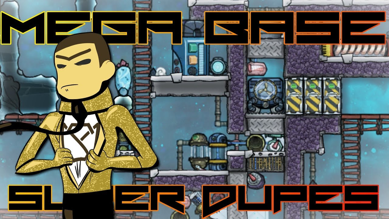 The Sour Gas Boiler Begins! ep 35 Oxygen Not Included Released