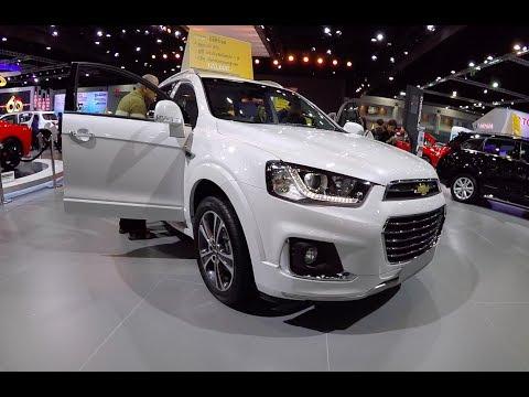 New 2018 SUV Chevrolet Captiva LTZ AWD