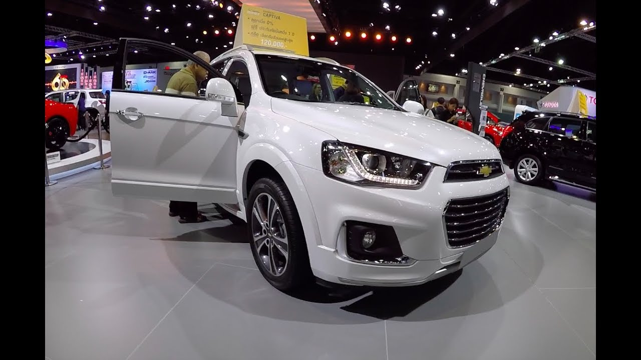 Kelebihan Kekurangan Chevrolet Captiva 2018 Murah Berkualitas