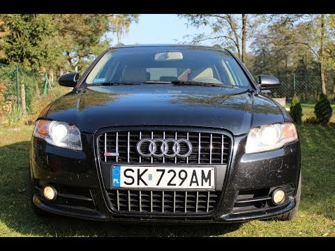 audi a4 b7 2 0tdi 140 km presentation full hd youtube. Black Bedroom Furniture Sets. Home Design Ideas